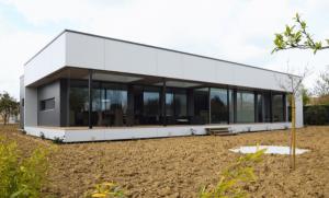 Aménagement extérieur sur Les Herbiers par la menuiserie Merlet Luc en aménagement extérieur