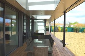 Pose de fenêtre PVC par la menuiserie sur Les Herbiers, Luc Merlet